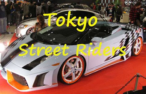 Street Riders, Fast Cars, Custom Car