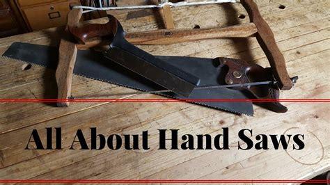 types  hand saws  palmetto  bph
