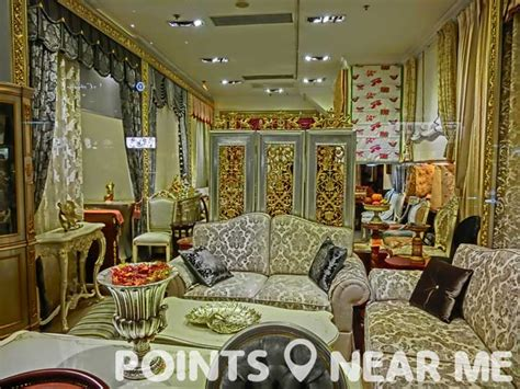 furniture stores   points
