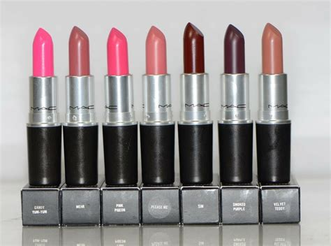 matte lipstick colors mac matte lipstick including new colors choose your color