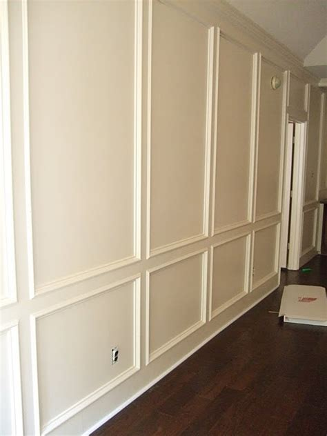 painted paneling painted paneling doesn t look too bad its in the details pinterest