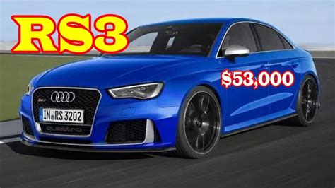 Audi Rs3 Sportback 2020 by 2020 Audi Rs3 Sportback 2020 Audi Rs3 Usa 2020 Audi