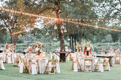 Oklahoma Garden Party Wedding Garden party wedding