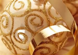 golden christmas ornaments christmas photo 22229826 fanpop