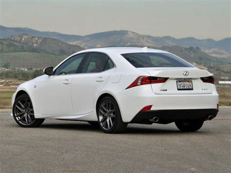 lexus is350 review 2015 lexus is 350 f sport ny daily news