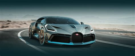 Official Bugatti Divo: Built for corners!