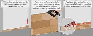 comment poser du parquet au mur ooreka With parquet au mur