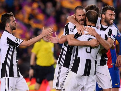 Champions League: Juventus Hold Firm To Knock Out ...