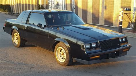 Buick Turbo T by 1987 Buick Turbo T T Type