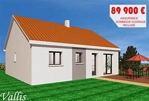 Construire Sa Maison Prix : constructeur de maisons individuelles basse consommation ~ Carolinahurricanesstore.com Idées de Décoration