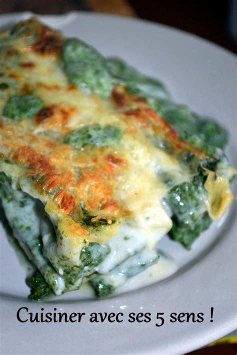 cuisiner la ricotta cannellonis végétariens épinard basilic ricotta