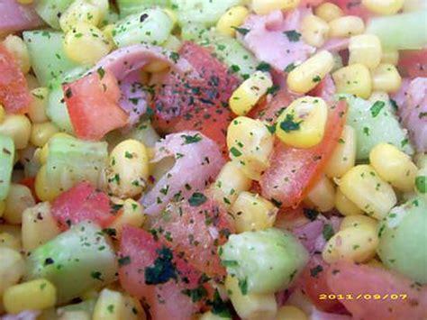 recette de cuisine minceur recette de salade californienne recette minceur par