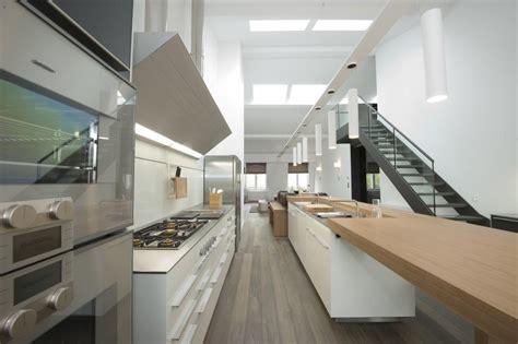 plan cuisine en longueur grande cuisine en longueur symetry photo n 73 domozoom