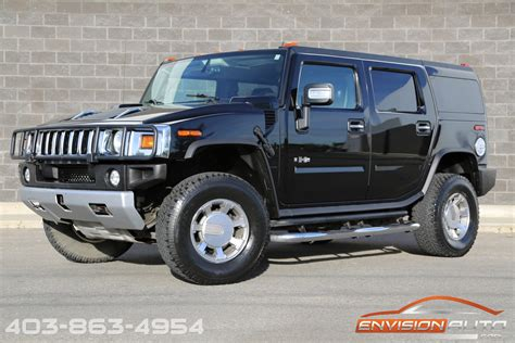 luxury hummer 2008 h2 hummer suv luxury pkg air ride envision auto