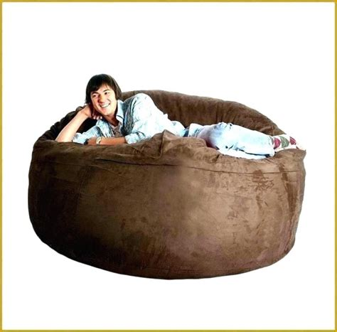 lovesac vs big lovesac bean bag seat chair glamorous sac 6 foot
