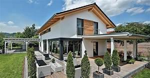 Fertighäuser Aus Holz : modern und sicher fertigh user aus holz ~ One.caynefoto.club Haus und Dekorationen