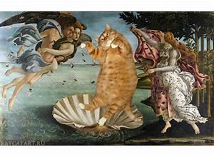 Sandro Bottichelli, The Birth of Venus, True version ...