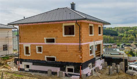Hausbau Kosten Rohbau by Rohbau Selber Bauen Schritt Fr Schritt Blick In Den