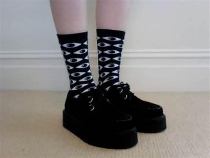 Kawaii Grunge Gifs Shoes Socks Pastel Things