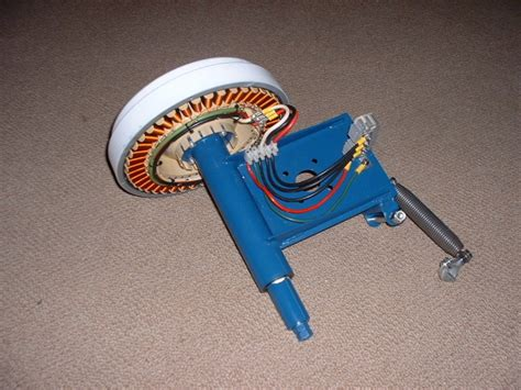 Fisher & Paykel Smart Drive Washing Machine Wind Generator   Hacked Gadgets ? DIY Tech Blog