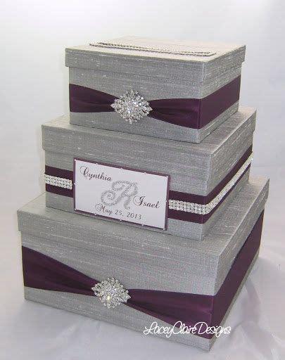 wedding gift box card box for wedding bling card box