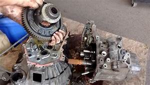 Differential Removal
