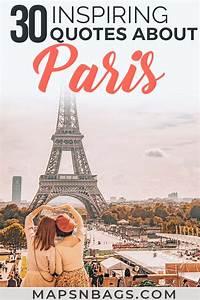 30 Inspiring Qu... Inspirational Paris Quotes