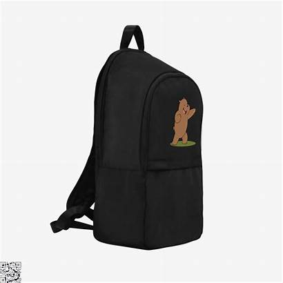 Backpack Bear Grizzly Gundam Bears Bare Fight