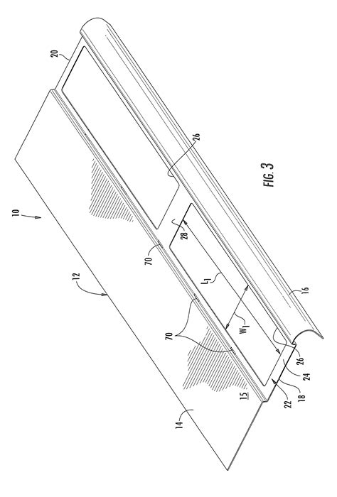 patent us8261493 removable rain gutter protection