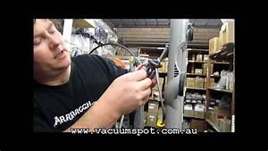Dyson DC04 Bagless Vacuum Cleaner Power Cord Repair A