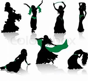 Traditional Dance Silhouette   www.imgkid.com - The Image ...