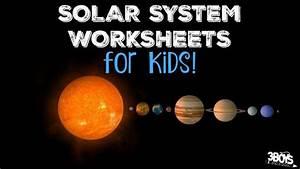 Solar System Worksheets For Kids  U2013 3 Boys And A Dog  U2013 3