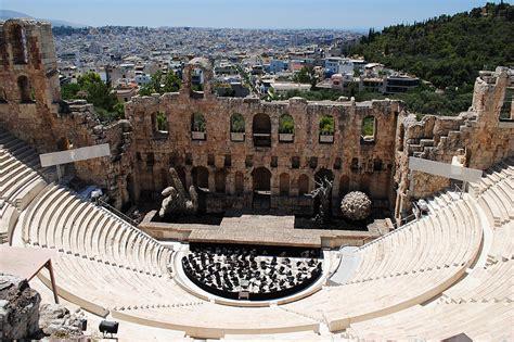 Odeon Of Herodes Atticus Wikipedia