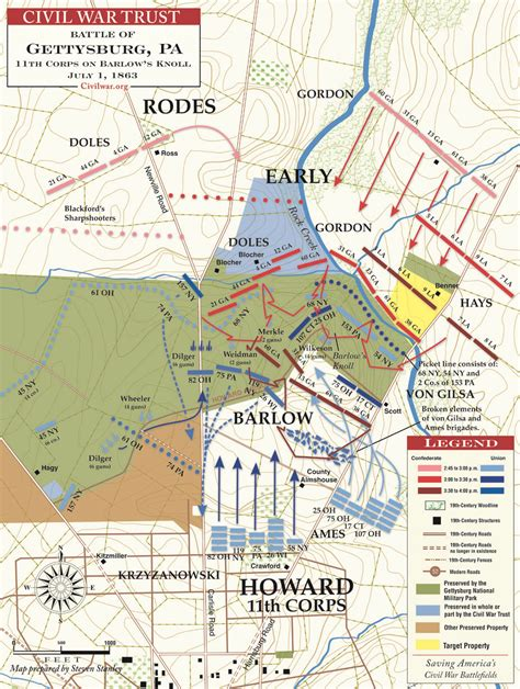 siege knoll july 1st 1863 anti idiotarian rottweiler