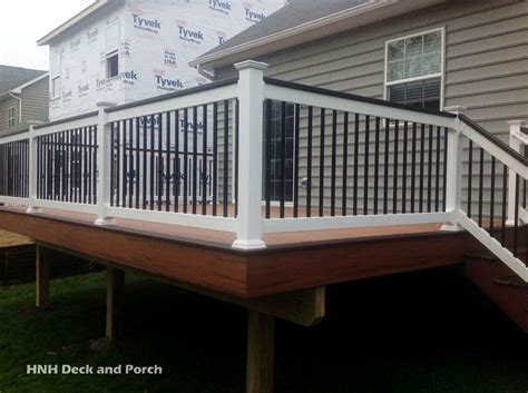 29 best images about hnh deck railings on vinyls atlantis and spiced rum