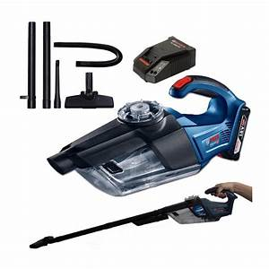Bosch 18v Set : bosch gas 18v 1 cordless vacuum cleaner set with battery and charger 0 from redmart ~ Watch28wear.com Haus und Dekorationen