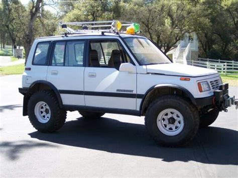 Lift Kit For Suzuki Sidekick by Calmini Suzuki Sidekicktracker Sidekick Stuff T Lift Kits