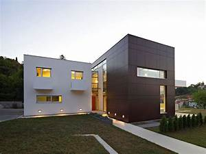 Fassadenfarbe Beispiele Gestaltung : graue fenster fassadenfarbe wohn design ~ Orissabook.com Haus und Dekorationen