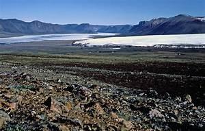 Arctic Desert  Olrik Fjord  Northern Greenland