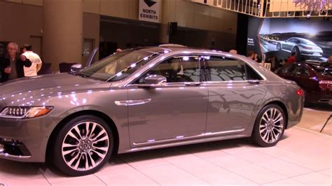 2017 Lincoln Continental Concept by 2017 Lincoln Continental Concept