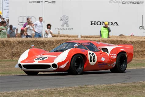 Lola T70 Mk3 Chevrolet - Chassis: SL73/129 - 2010 Goodwood ...