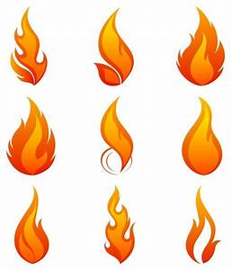 Realistic fire flames clipart - Clip Art Library