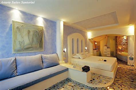 Ultimate Honeymoon Spot Astarte Suites Santorini Greece