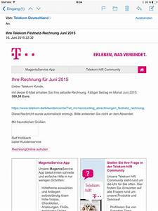 Falsche Telekom Rechnung : rechnung ~ Themetempest.com Abrechnung