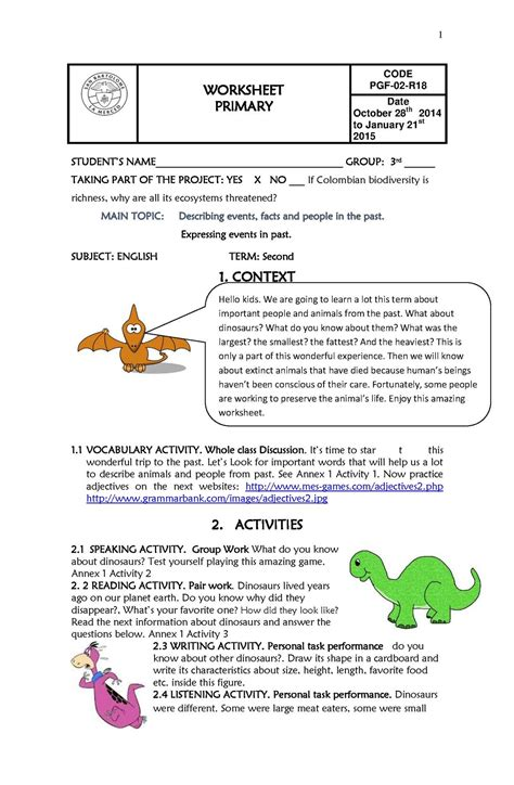 calameo worksheet  grade  term