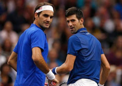 'Djokovic will break all Federer records' - Djokovic ...