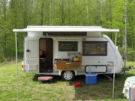vintage kitchen flooring rapido caravan with outdoor kitchen rapido caravans