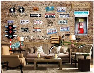 Deco Murale Vintage : achetez en gros 3d plaque en ligne des grossistes 3d ~ Melissatoandfro.com Idées de Décoration