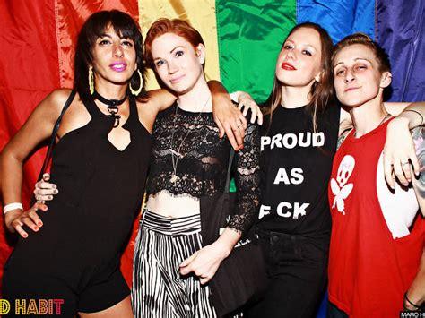 Hot College Lesbians