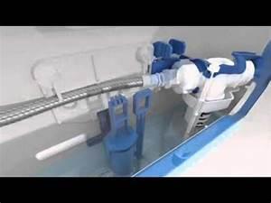 Geberit Heberglocke Reparieren : robinet flotteur geberit op ration de maintenance youtube ~ Watch28wear.com Haus und Dekorationen